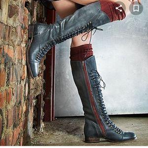 Admitir colorante sílaba  Steve Madden Shoes | Steve Madden Military Leather Perrin Boots 7 | Poshmark
